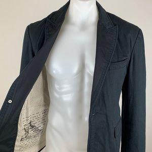 John Varvatos X Converse Jacket